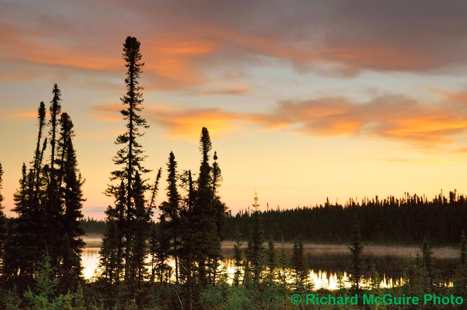 Sunrise, Québec-Labrador Highway