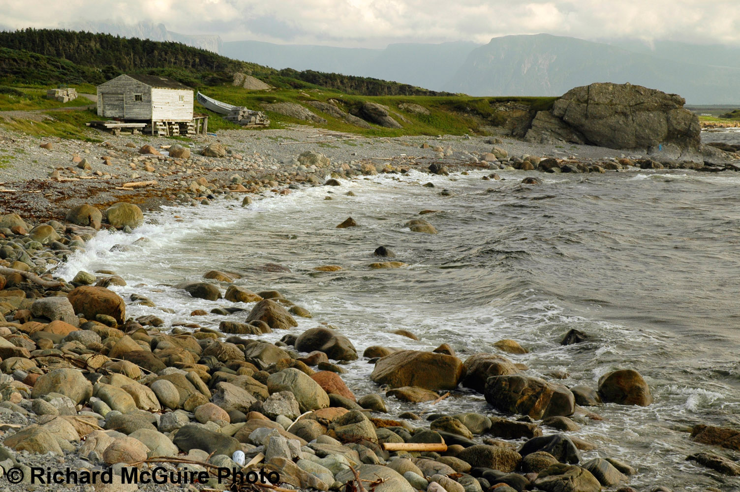 Broom Point, Gros Morne National Park, Newfoundland and Labrador
