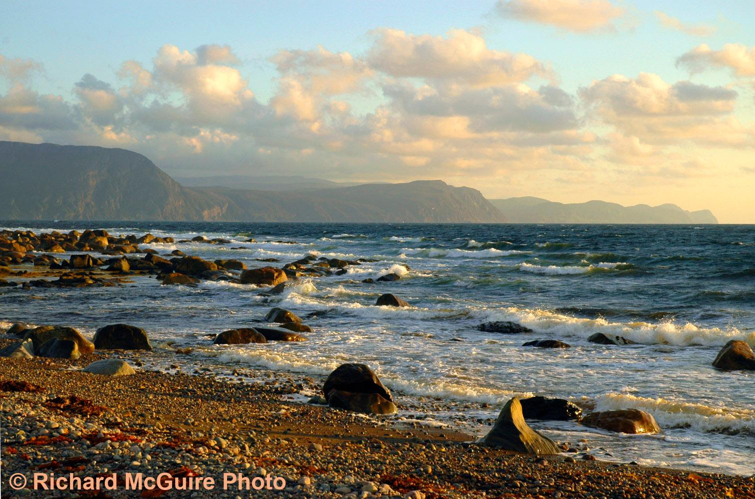 Near Lobster Cove, Gros Morne National Park, Newfoundland and Labrador, Canada