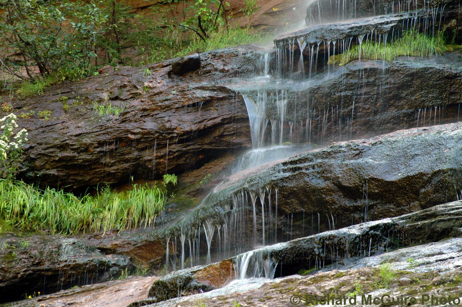 Beulach Ban Falls, Cape Breton Highlands National Park, Nova Scotia