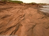 Rocky shoreline, Prince Edward Island National Park
