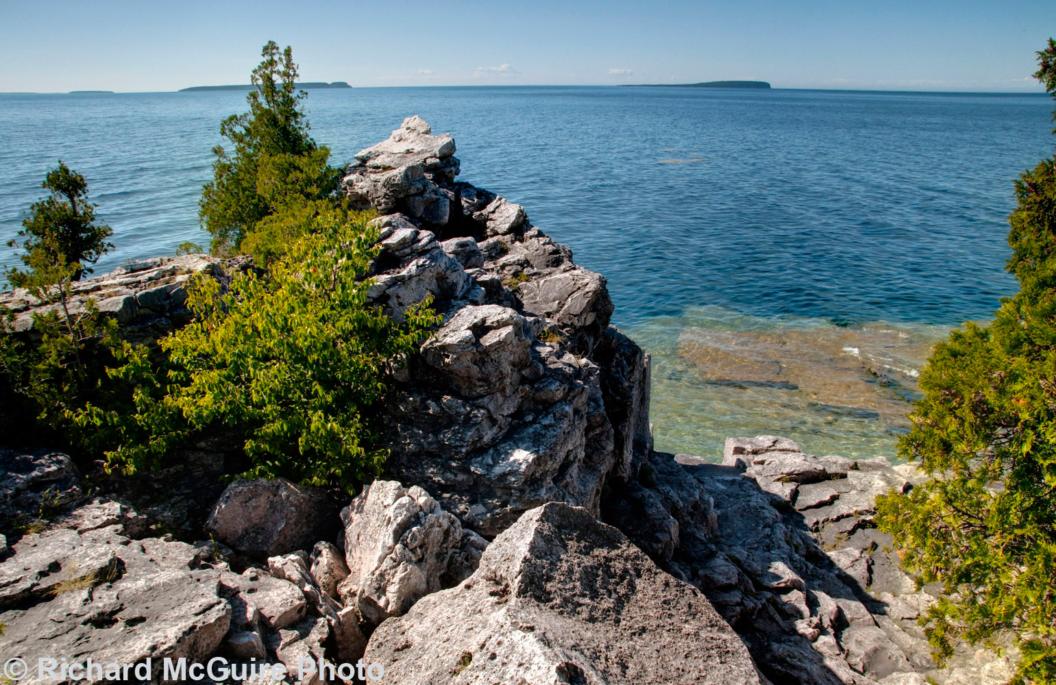 Shoreline, Bruce Peninsula National Park, Ontario