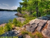 South Otter Lake, Frontenac Provincial Park (3)