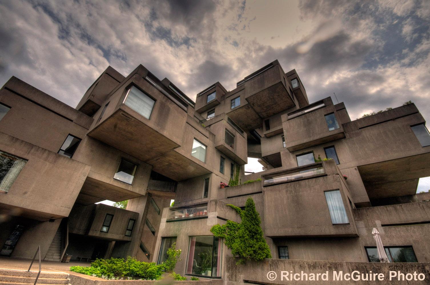 Habitat 67, Montreal, Quebec