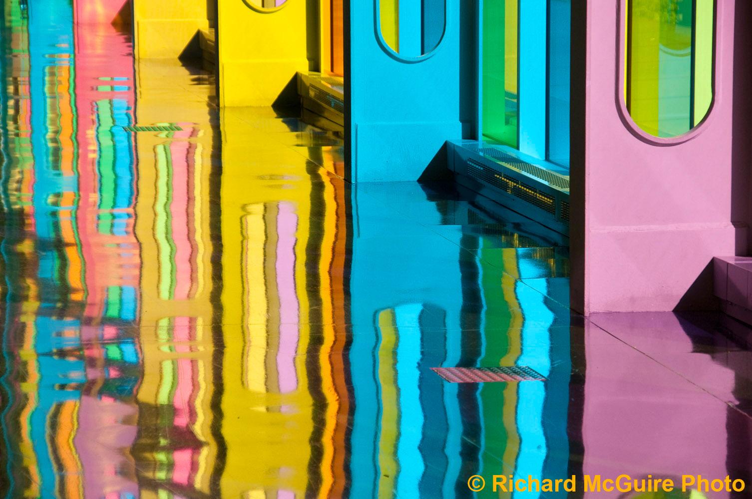 Colours and light, Palais des congrès, Montreal (2)
