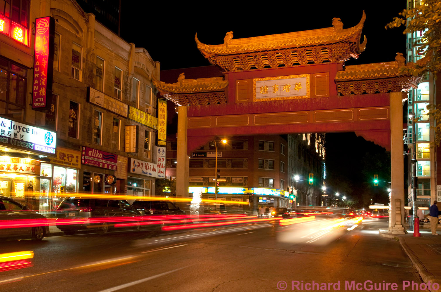 Evening in Chinatown, Montreal (4)