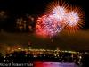 Fireworks, Montreal, Quebec