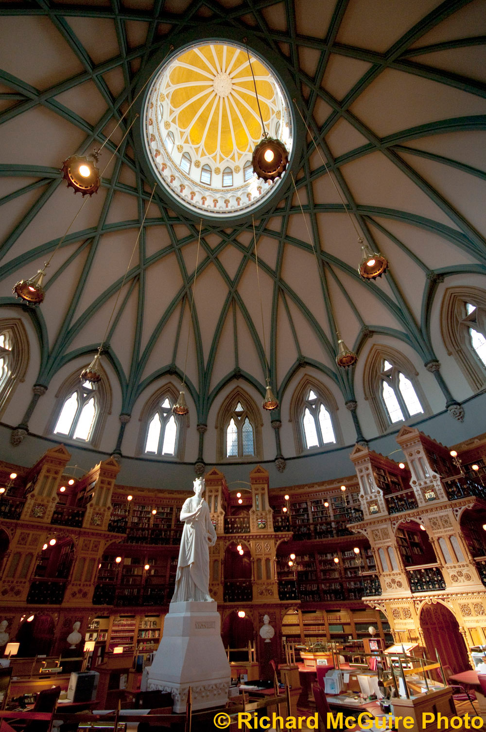 Library of Parliament, Ottawa, Ontario (2)
