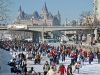 Skaters, Rideau Canal, Winterlude