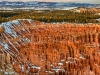 Late afternoon, Bryce Canyon National Park, Utah