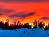 Sunset, Bryce Canyon National Park, Utah