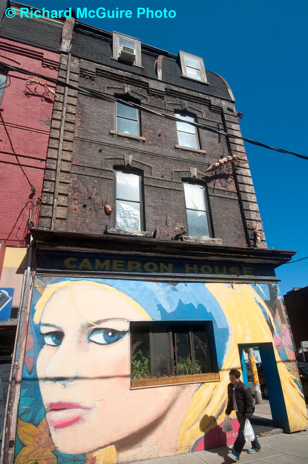 Cameron House, Queen Street, Toronto