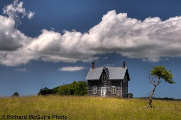Abandoned house, Bruce Peninsula, Ontario