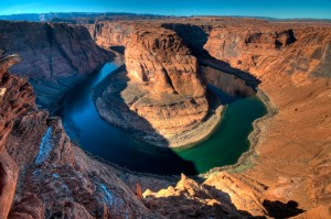 Horse Shoe Bend, Arizona -- the obligatory shot