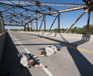 Photographer Roadkill
