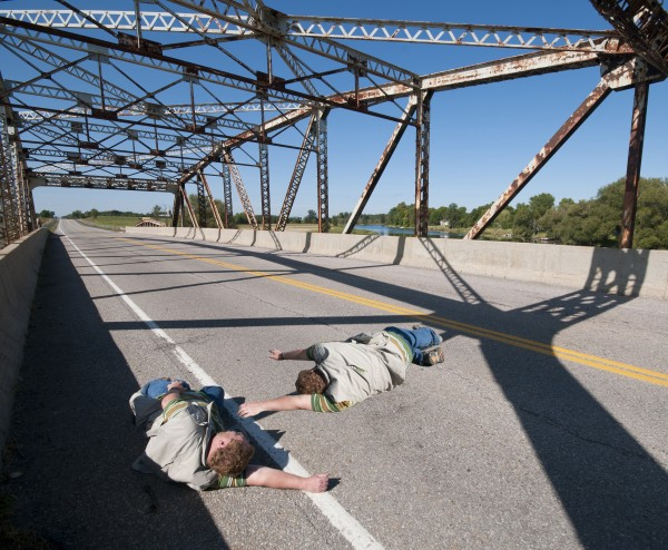 Photographer Roadkill