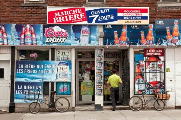 Dépanneur, Montreal